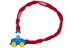 ABUS 1510 My first Abus Lapset pyöränlukko , punainen